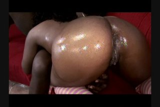 Streaming porn scene video image #3 from Sexy Black Panther Has Curves For Days