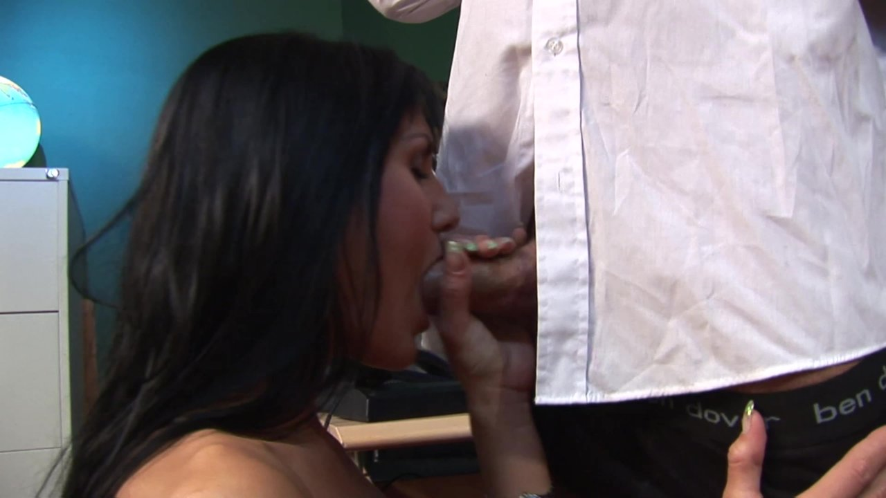 image Romana ryder takes a hard cock