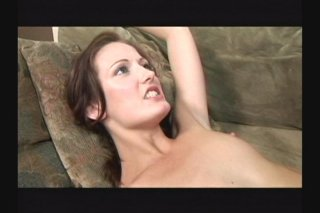 Streaming porn scene video image #9 from Trampy Brunette Gets Pounded