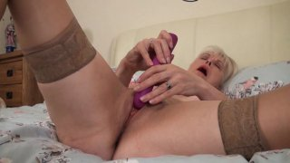 Streaming porn video still #7 from Mature British Lesbians #5