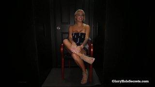 Streaming porn video still #1 from Gloryhole Secrets: Busty Edition