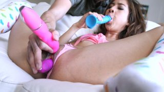 Streaming porn video still #2 from Asians Are Cumming! 3, The