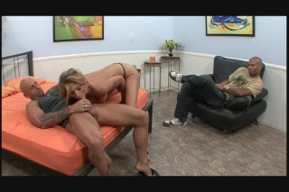 Streaming porn video still #2 from Fuck My Wife Like The Whore She Is!