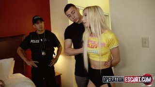 Streaming porn video still #2 from Operation Escort: Kenzie Reeves