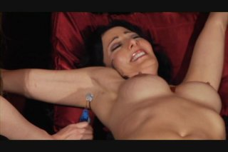 Streaming porn video still #8 from Porn Star Tickle Playtime 4