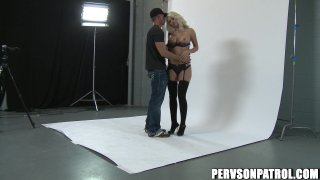 Streaming porn video still #5 from MOFOs: Pervs On Patrol