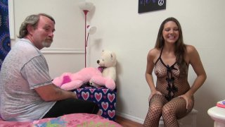 Streaming porn video still #1 from Night Daddy Came, The