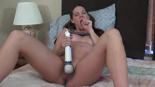 Streaming porn video still #4 from Night Daddy Came, The
