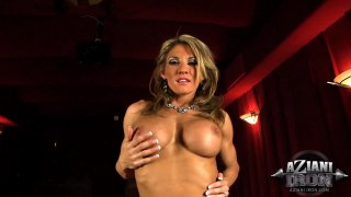 Streaming porn video still #4 from Aziani's Iron Girls 4