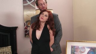 Streaming porn video still #2 from American Hustle XXX Porn Parody