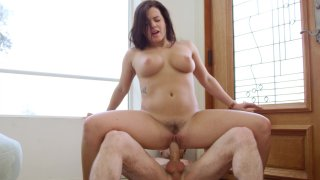 Streaming porn video still #5 from James Deen's Big Boob Massage Movie 3