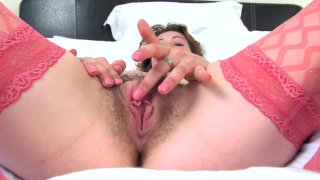 Streaming porn video still #9 from ATK Scary Hairy Vol. 41