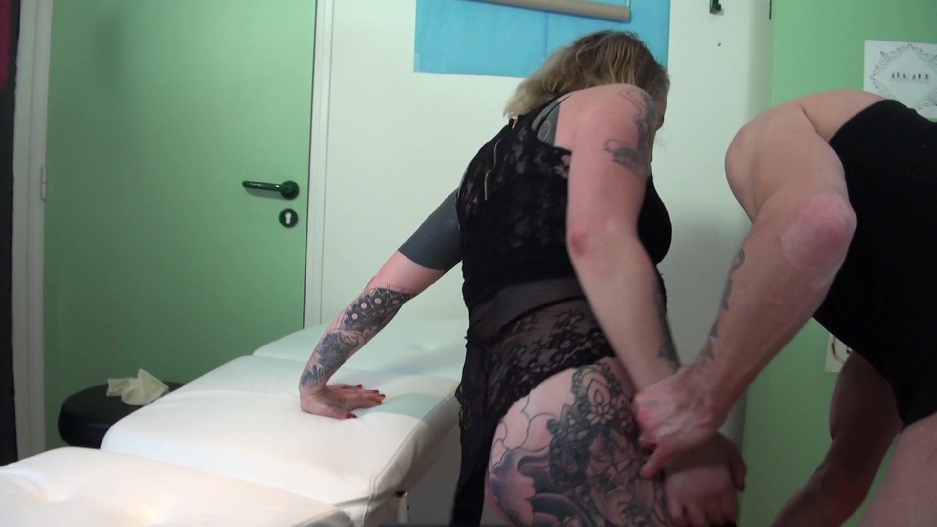 Tattoo blonde jordanne kali fisting and sucking 2