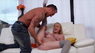 Streaming porn video still #3 from Everybody Loves Cheerleaders