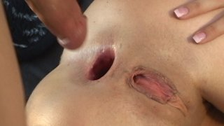Streaming porn video still #8 from Lean Teen Fucking Machines