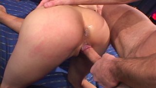 Streaming porn video still #2 from Lean Teen Fucking Machines