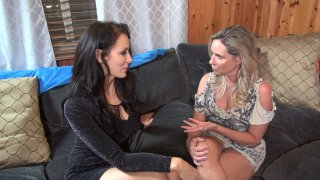 Streaming porn video still #1 from Beautiful Bi-Sexual Girlfriends Vol. 2