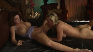 Streaming porn video still #7 from Tanya Tate & Her Girlfriends