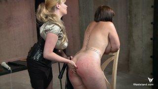 Streaming porn video still #5 from Fierce FemDoms