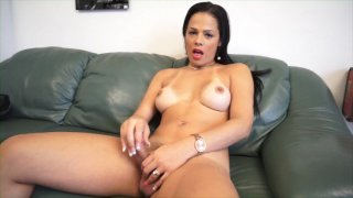 Streaming porn video still #5 from Tranny Panty Busters 6