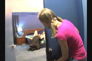 Streaming porn video still #1 from Dirty Babysitter's Club 2