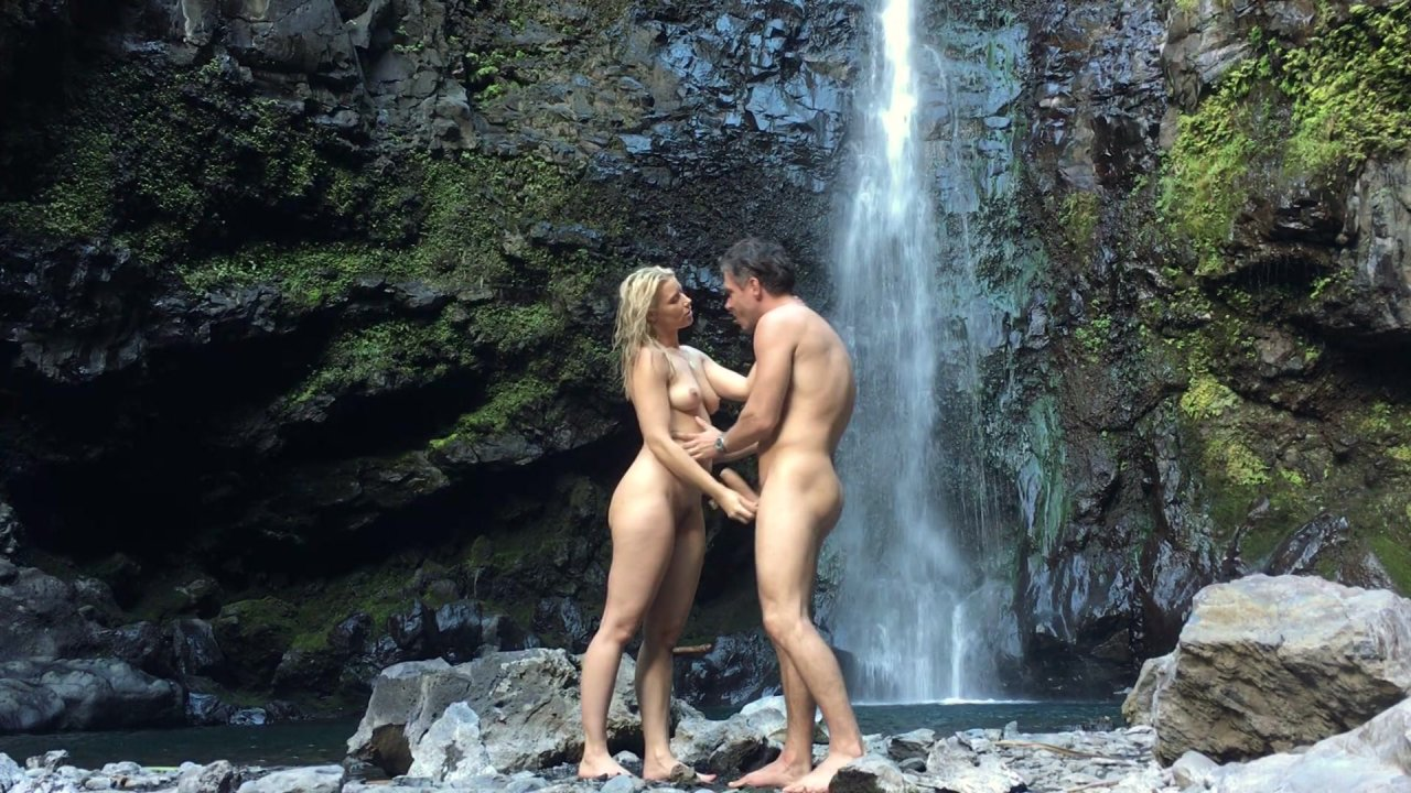 waterfall-sex-video