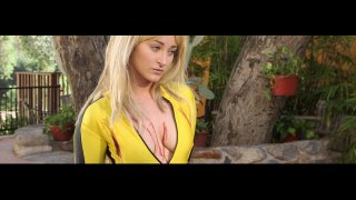 Streaming porn video still #8 from Kill Bill: A XXX Parody