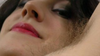 Streaming porn video still #1 from Horny Hairy Girls 57
