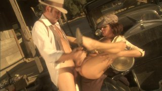 Streaming porn video still #7 from Mobster's Ball