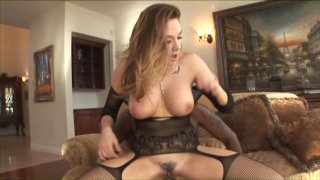 Streaming porn video still #5 from Black Up In Her 2
