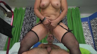 Streaming porn video still #7 from Horny Grannies Love To Fuck 12