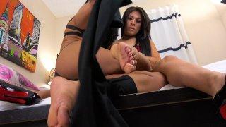 Streaming porn video still #1 from T-Girls Porn Vol. 9