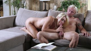 Streaming porn video still #3 from My New Hot Stepmother