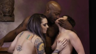 Streaming porn video still #2 from Jews Love Black Cock