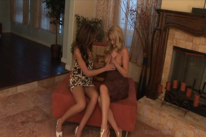 College first time lesbian seduction