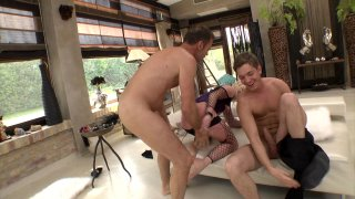 Streaming porn video still #5 from Rocco's Perfect Slaves #9