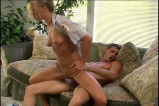 Streaming porn video still #8 from Uniform Babes