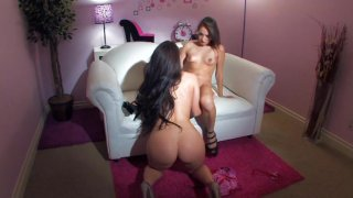 Streaming porn video still #3 from Naughty Stepsisters Vol. 2