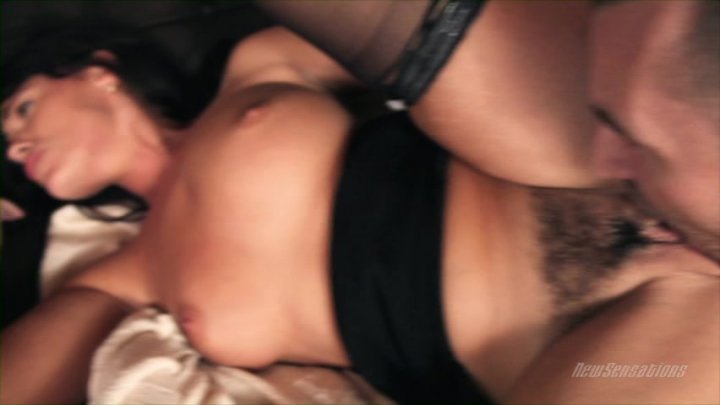 Big boobs with black cock
