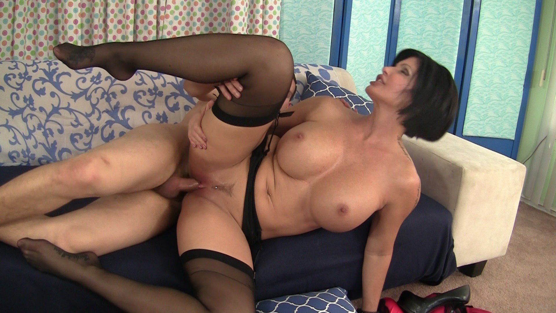 Cougars In Heat Scene