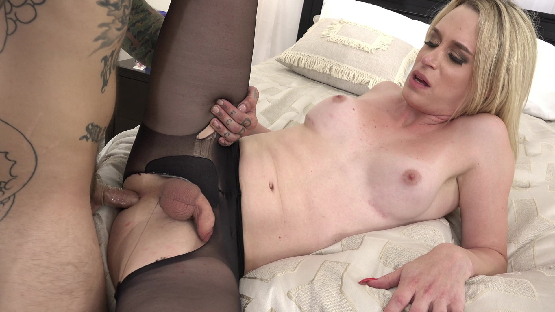 free video preview image from tranny hoes in panty hose
