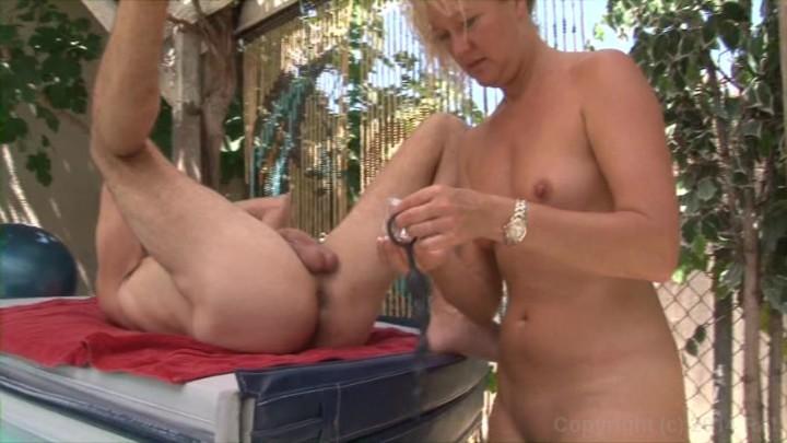 Best amature anal sex