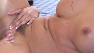 Streaming porn video still #5 from No Man's Land: Raunchy Roommates Vol. 3