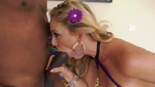 Streaming porn video still #3 from Anal Monster Black Cock Sluts 2: MILF Edition