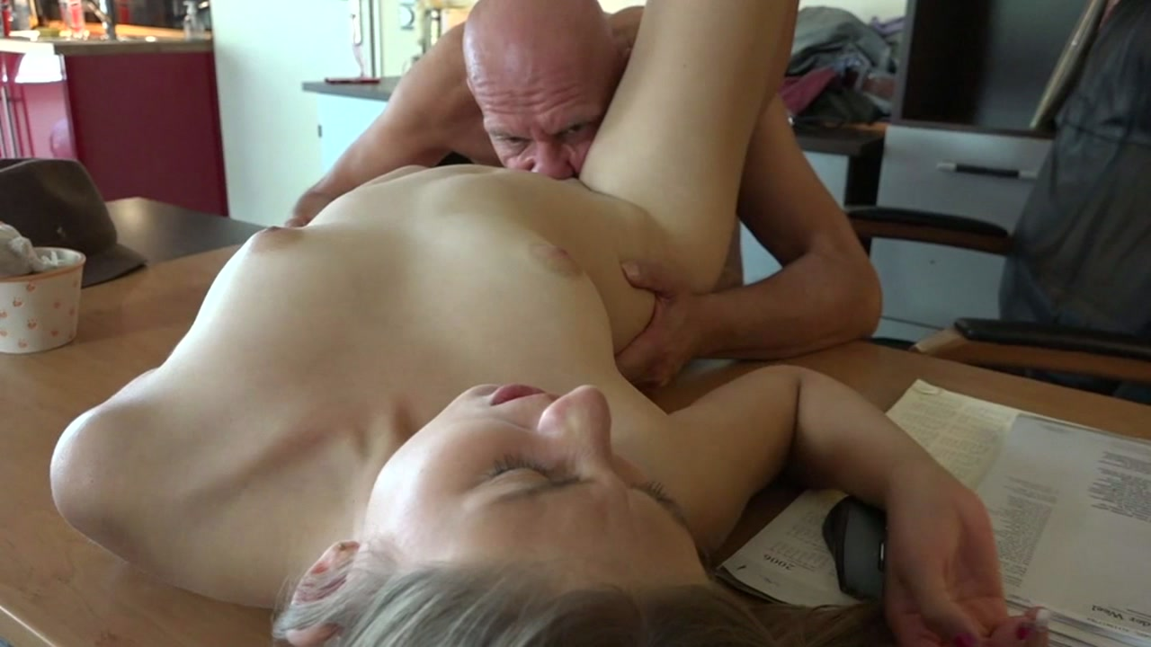 Beauty senior sex