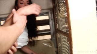 Streaming porn video still #8 from Prison Girls