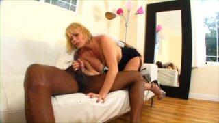 Streaming porn video still #4 from My Daughter Fucking A Cockzilla #11