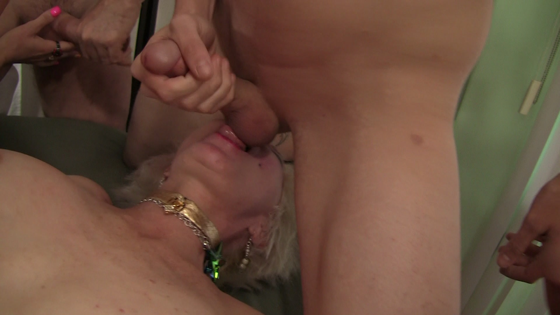 25 minute sloppy head from asian n swallow - 1 part 2