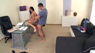 Streaming porn video still #6 from Casting Couch Auditions Vol. 2