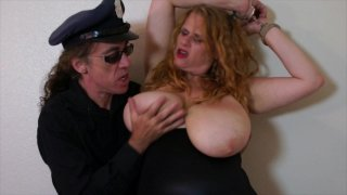Streaming porn video still #3 from Big Bad and Under Arrest